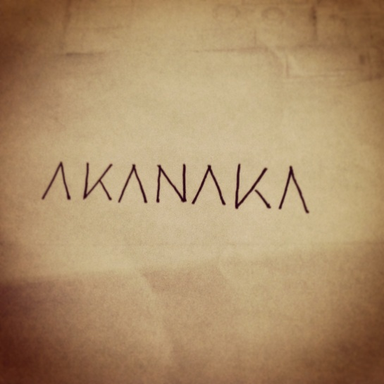 akanaka