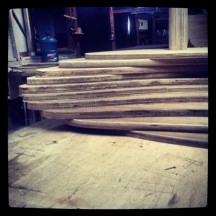 Sliced Wood #3