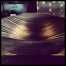 Sliced Wood #1