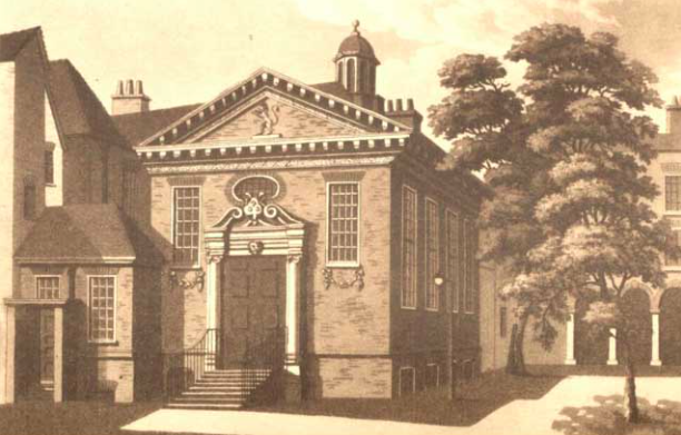 Lyons Inn, the AA's first home, http://www.aaschool.ac.uk/AALIFE/LIBRARY/aahistory.php