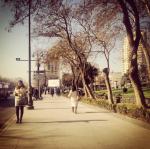 Baku Side Walk