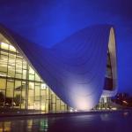 Hayder Aliyev Museum, Designed by Zaha Hadid