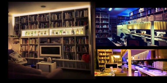 3 x 3 workaholic room