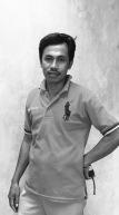 Yudi Atang. Site Supervisor