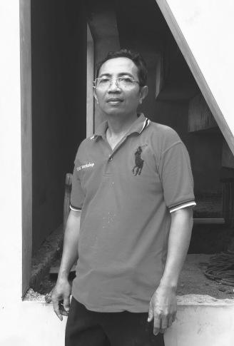 Jasno Afif Angga. Senior Supervisor
