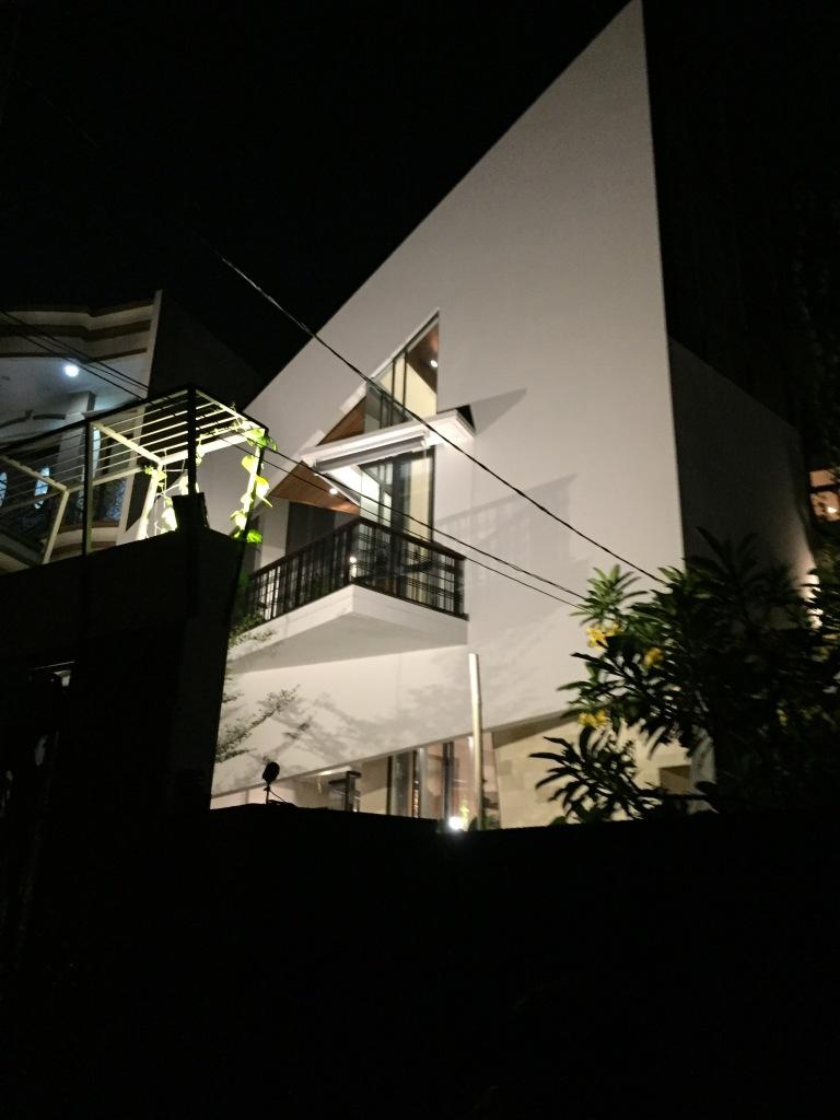 tampak depan kantor Sonny Sutanto Architect
