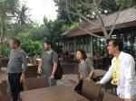 perayaan selamat datang di Arum Dalu