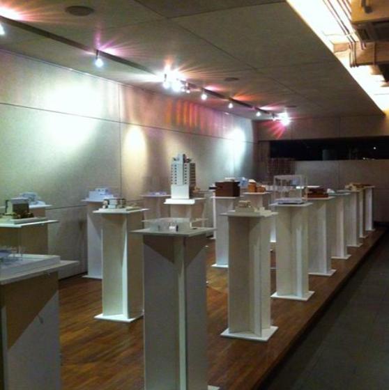"""""""Segar"""" Adalah sebuah pameran arsitektur yang diselenggarakan untuk meramaikan pemilihan ketua umum Ikatan Arsitek. @adam Anaki Instagram Picture"""