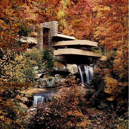 Falling Water - Frank Llyod Wright
